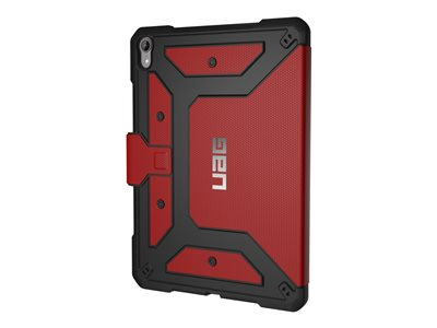 UAG Rugged Case for iPad Pro 11-inch Metropolis Magma Flip cover for tablet magma