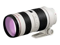 Canon zoom lens - 70 mm - 200 mm