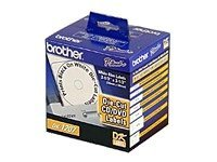 Brother DK1207 100) CD/DVD labels