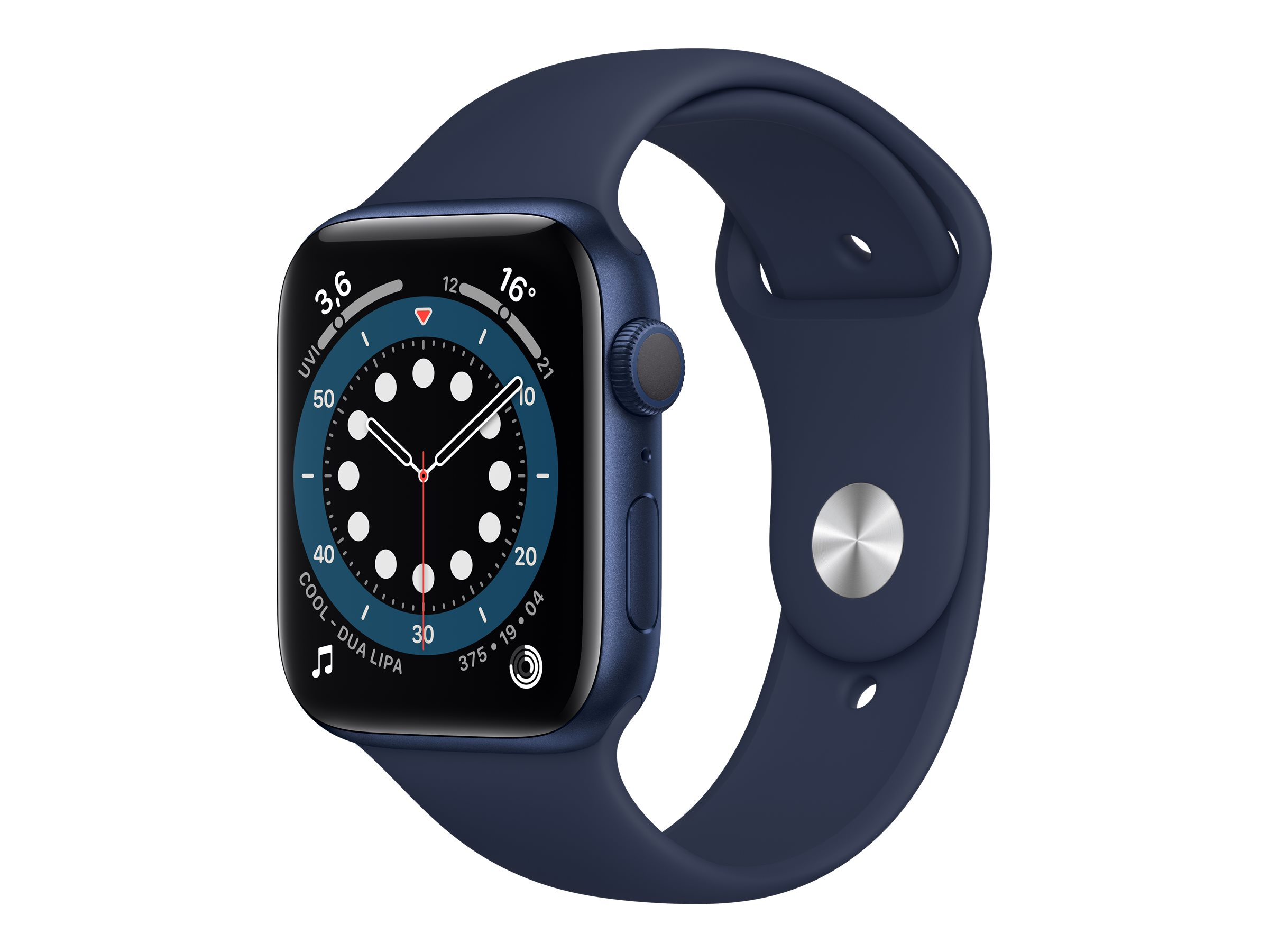 APPLE Watch S6 44 BLU AL NAVY SP GPS