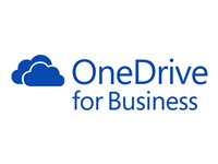 OneDrive for Business (Plan 1) - Abonnement-Lizenz (1 Jahr)