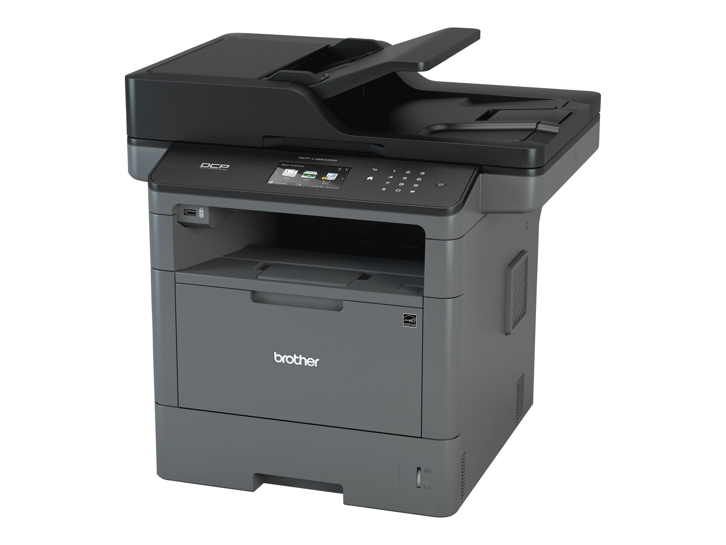 Brother DCP-L5600DN - multifunction printer - B/W