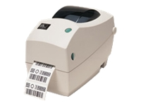Zebra TLP 2824 Plus - Label printer - thermal transfer - Roll (6 cm) - 203 dpi - up to 102 mm/sec - LAN