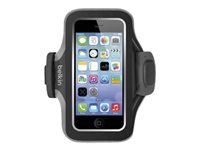 Belkin Slim Fit Armband - Arm pack for mobile phone
