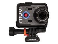 Veho muvi K-Series K-2 Pro - Action camera - mountable - 4K / 15 fps - 12.0 MP - Wi-Fi
