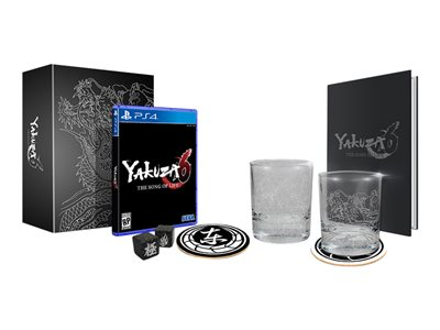 Yakuza 6: The Song of Life After Hours Premium Edition PlayStation 4 English