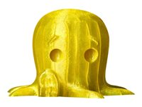 MakerBot - 1 - translucent yellow - 2 lbs - PLA filament (3D) - for Replicator 2X, Fifth Generation, Z18