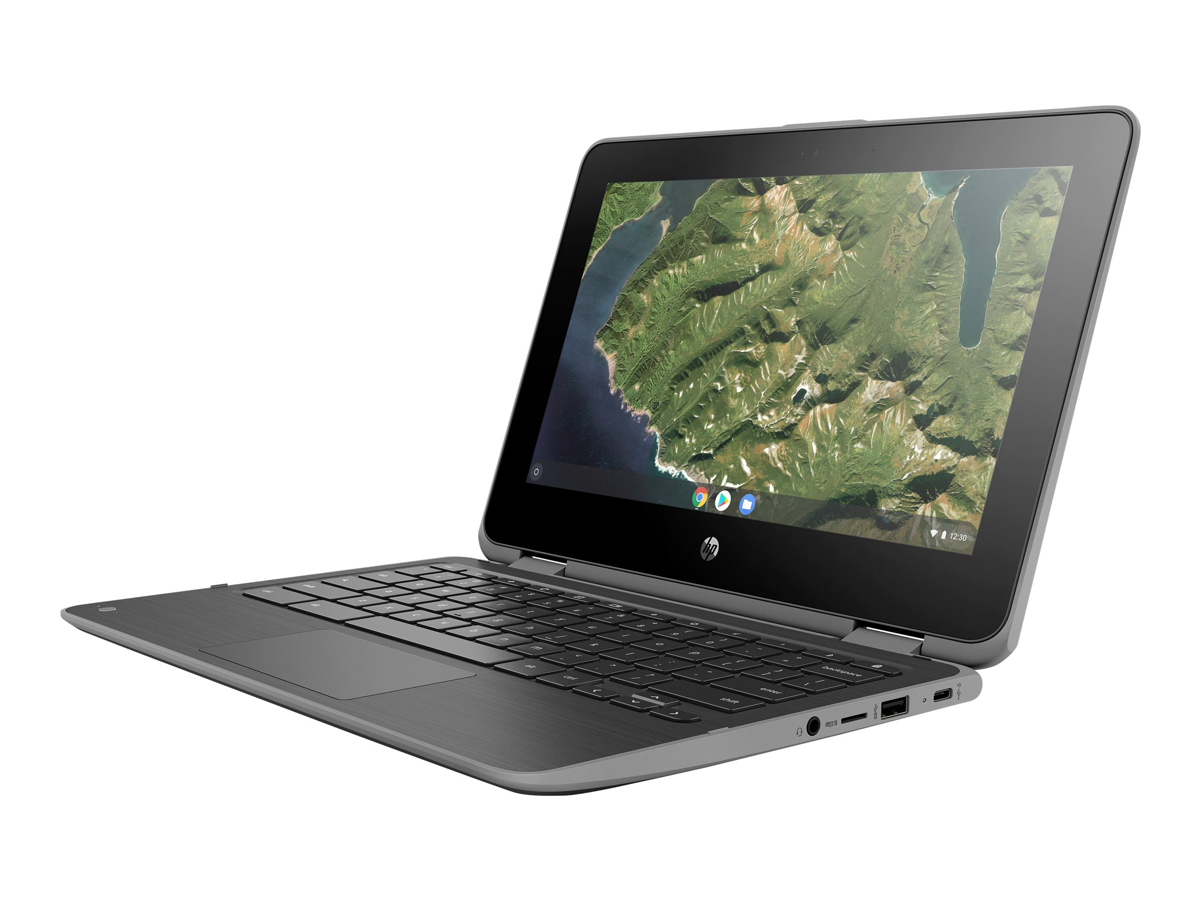 "HP Chromebook x360 11 G2 - Education Edition - 11.6"" - Celeron N4000 - 8 GB RAM - 64 GB eMMC - US"