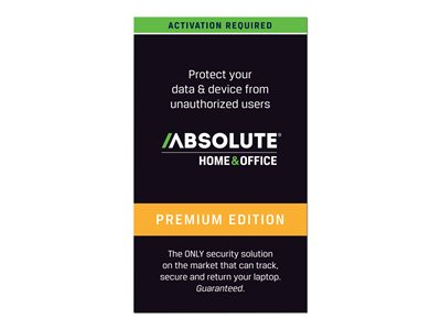 Absolute Home & Office Premium Box pack (4 years) academic Win, Mac