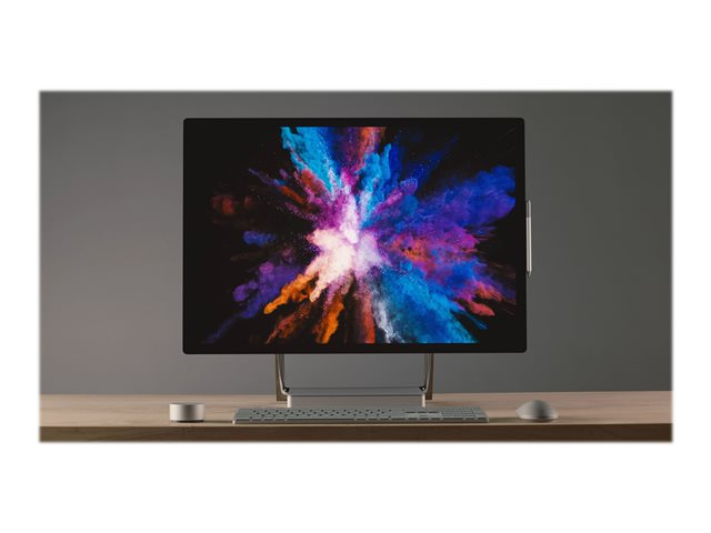 Microsoft Surface Studio 2 - All-in-one - 1 x Core i7 7820HQ / 2.9 GHz - RAM 32 GB - SSD 1 TB - NVMe - GF GTX 1070 - GigE - WLAN: Bluetooth 4.0, 802.11a/b/g/n/ac - Win 10 Pro - monitor: LCD 28
