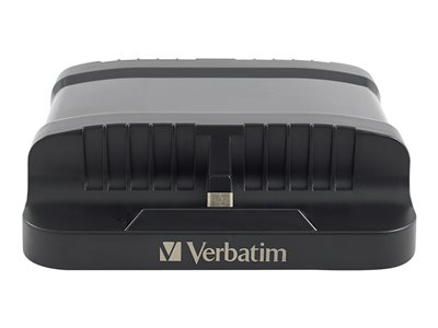 Verbatim Charging stand 2.6 A 2 output connectors for Nintendo Switch