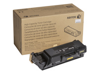 Xerox WorkCentre 3300 Series - High Capacity - black - original - toner cartridge - for Phaser 3330; WorkCentre 3335, 3345