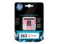 HP 363 Light Magenta Ink Cartridge 5.5 ml, HP 363 Light Magenta