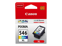 Picture of Canon CL-546XL - High Yield - colour (cyan, magenta, yellow) - original - ink cartridge (8288B004)