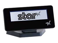 Star SCD222U Customer display USB piano black USB
