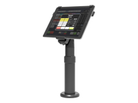 Picture of Compulocks iPad 10.2-inch Kiosk V-Bracket & Pole - stand (CVPA103B)