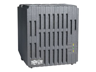 Tripp Lite 1000W Line Conditioner w/ AVR / Surge Protection 230V 4A 50/60Hz C13 2x5-15R Power Condi