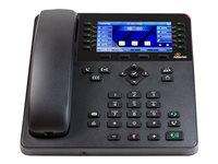 Digium A30 VoIP phone with caller ID 3-way call capability SIP v2, RTP 6 lines