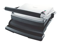 Sage SGR250BSS4EEU1 The Adjusta Grill & Press - Grill