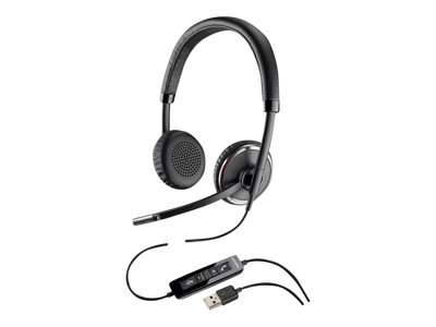 Plantronics Blackwire C520 - 500 Series - headset - on-ear
