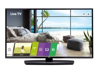 "LG 43LU661H - 43"" Class LU661H Series - Pro:Idiom LED TV - hotel / hospitality - 1080p (Full HD) 1920 x 1080 - direct-lit LED"