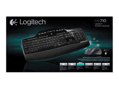 LOGITECH MK710 WINDOWS 10 DRIVERS
