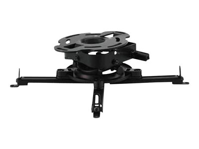 Peerless PRGS-UNV Mounting kit (universal mount) for projector black powder coat