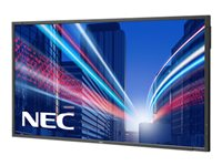 "NEC MultiSync P553 PG - 55"" Class - P Series LED display - with No - commercial use - digital signage - 1080p (Full HD) - edge-lit"