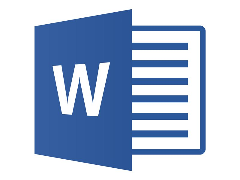 Microsoft Word 2016 for Mac - licens - 1 PC