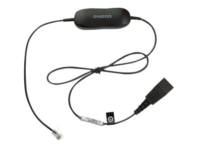 Jabra Smart Cord - headset cable