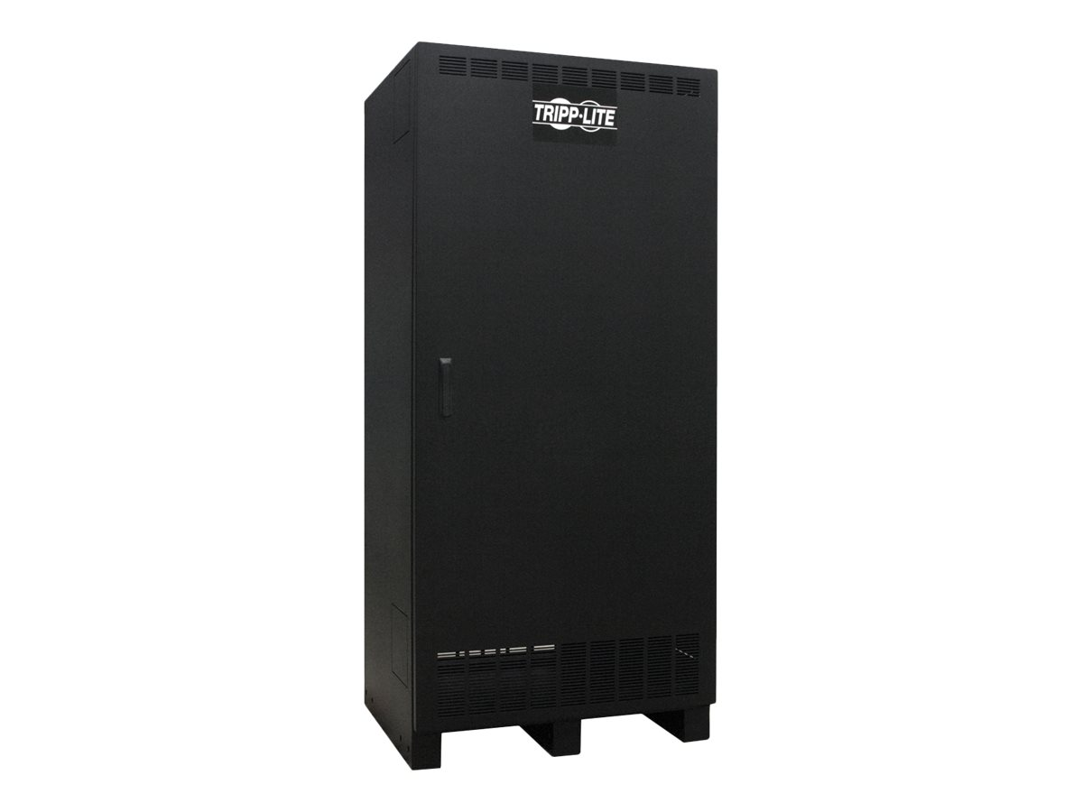 Tripp Lite Tower External Battery Pack for select 3-Phase UPS Systems - battery enclosure