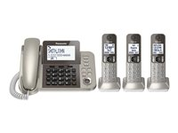 Panasonic KX-TGF353N Corded/cordless answering system with caller ID/call waiting DECT 6.0