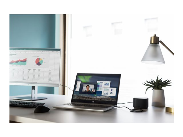 HP Thunderbolt Dock 230W G2 w/ Combo Cable