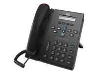 equal2new CISCO UNIFIED IP PHONE 6921 CHARCOAL STD HNDST