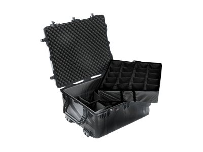 Pelican 1694 Padded Divider Case for camera polycarbonate black
