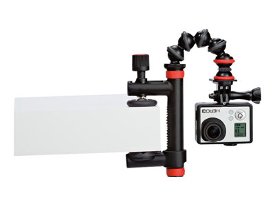 Action Clamp with GorillaPod Arm