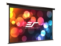 Elite Spectrum Series Electric142X Projection screen ceiling mountable, wall mountable