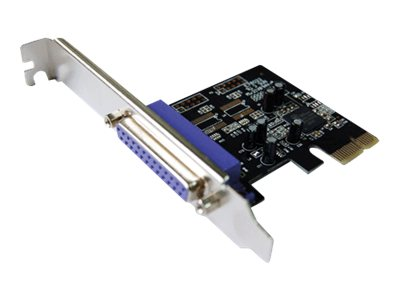 Dawicontrol DC 9110 PCIE - Parallel-Adapter - PCIe - IEEE 1284 x 1