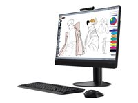 Lenovo ThinkCentre M920z 10S7 All-in-one with UltraFlex III Stand