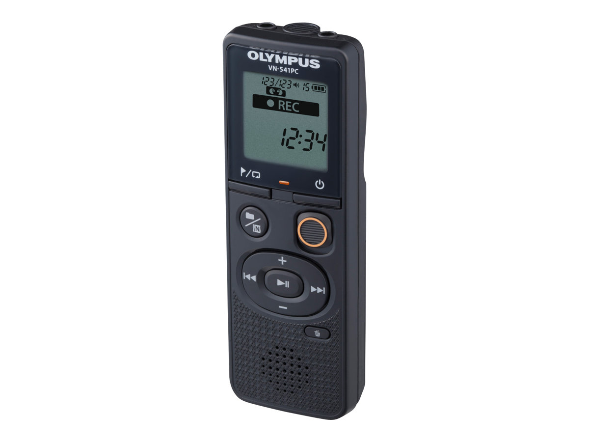 Olympus VN-541PC - Voicerecorder - 4 GB
