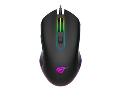 HAVIT RGB gaming mouse 3200 dpi