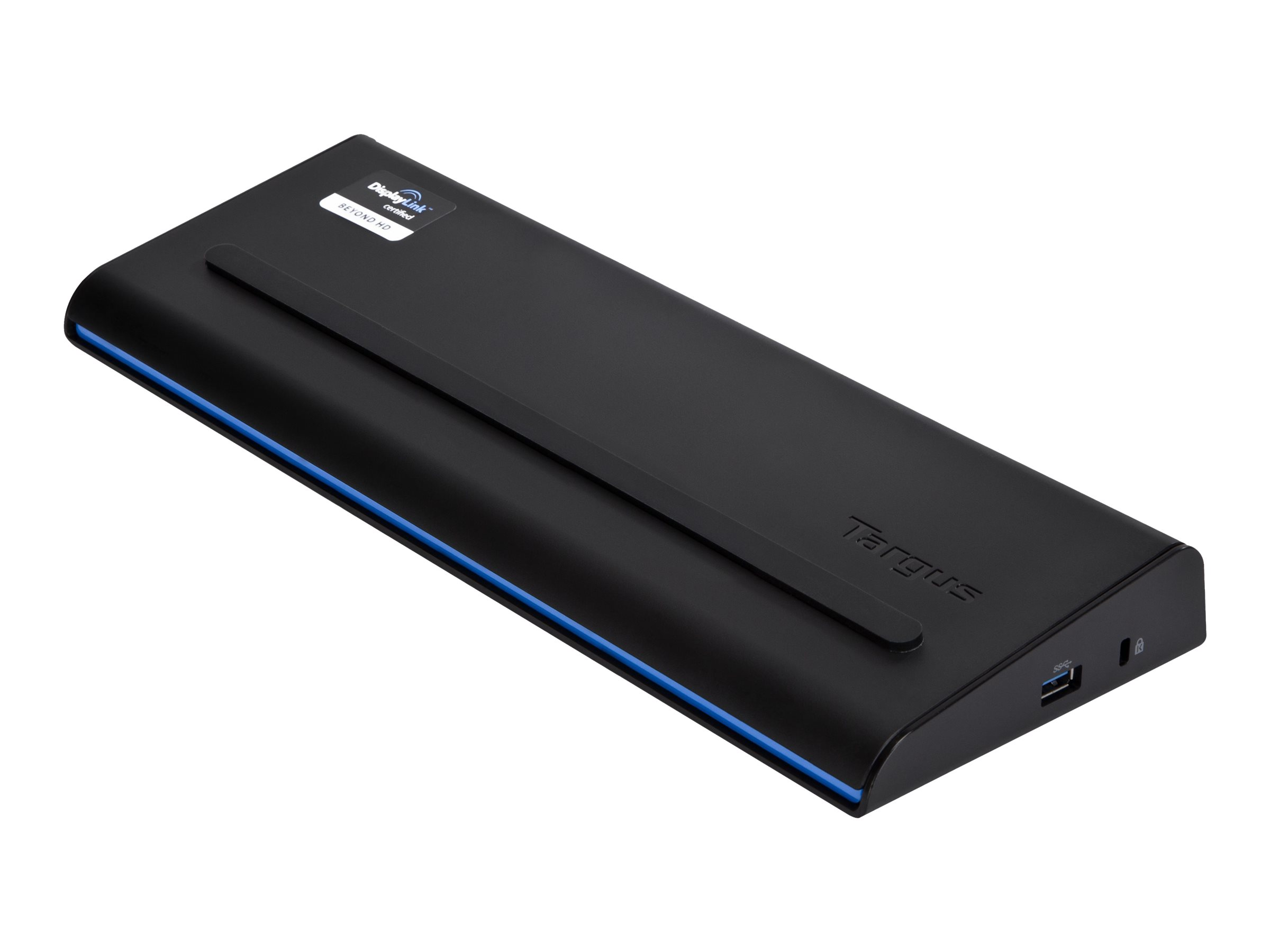 Targus USB 3.0 SuperSpeed Dual Video Docking Station with Power - docking station