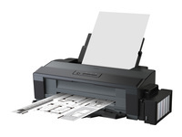 Epson EcoTank ET-14000 - Printer - colour - ink-jet - A3 - 5760 x 1440 dpi - up to 30 ppm (mono) / up to 17 ppm (colour) - capacity: 100 sheets - USB ** End-User £50 CASHBACK - Offer Available From 19th January 2017 - 31st March 2017 & Free 3 Years  Extended Printer Warranty Worth £250 redeemable via  www.epson.co.uk/printercashback , www.epson.ie/printercashback or https://www.epson.co.uk/extended-warranty **