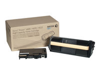 Xerox Phaser 4622 - 1 - high capacity - original - toner cartridge - for Phaser 4620, 4622