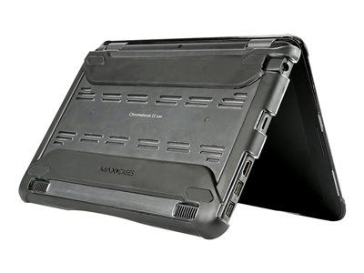 Max Cases Extreme Shell Notebook top and rear cover 11INCH black f