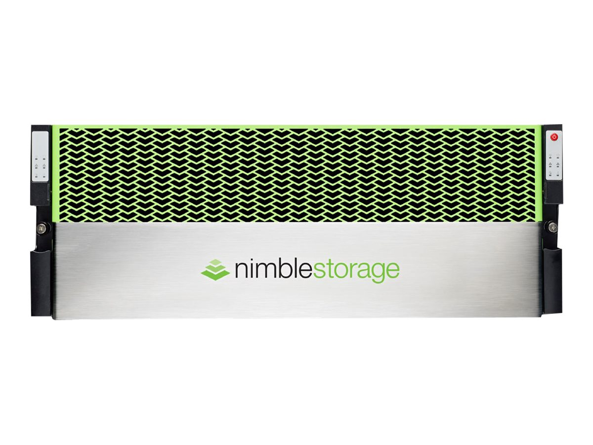 Nimble Storage Adaptive Flash HF-Series HF20H - solid state / hard drive array
