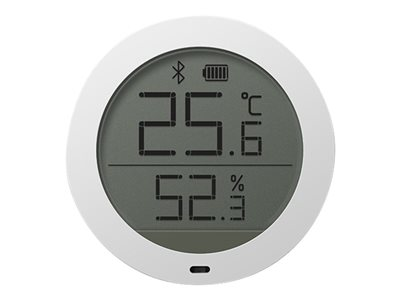 Xiaomi Mi Temperature and Humidity Monitor Temperatur- og fugtighedsssensor