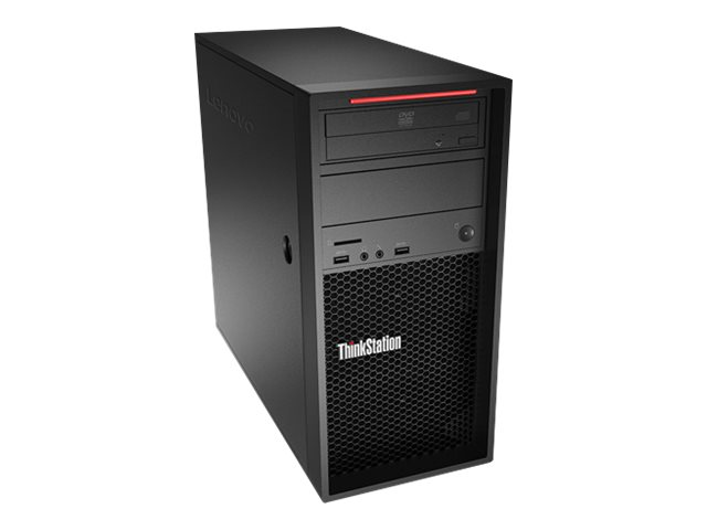 Lenovo ThinkStation P520c - tour - Xeon W-2123 3.6 GHz - 16 Go - 256 Go