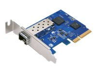 Synology E10G15-F1 - Netzwerkadapter - PCIe x4 - 10 Gigabit SFP+ x 1 - für Disk Station DS3611, DS3612, DS3615; RackStation RS10613, RS3411, RS3412, RS3413, RS3614