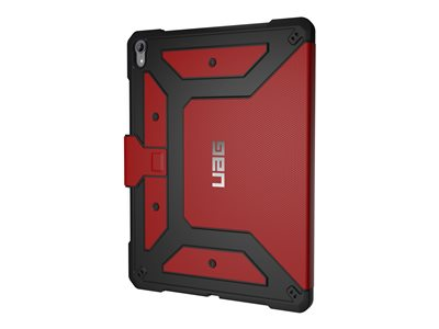 UAG Rugged Case for iPad Pro 12.9-inch (3rd Gen, 2018) Metropolis Magma Flip cover for tablet